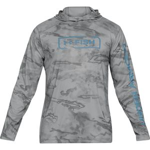 Under Armour Shore Break Camo Hoodie - Men's