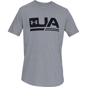 Under Armour Sportstyle Short-Sleeve Drop Hem Shirt - Men's