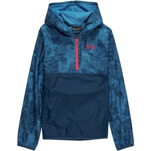 Under Armour Packable 1/2-Zip Jacket - Boys'