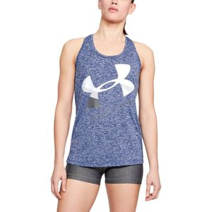 Under Armour Tech Graphic Twist Tank Top - Women's