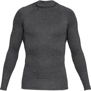 Under Armour HG Armour Mock Long-Sleeve Shirt - Men's