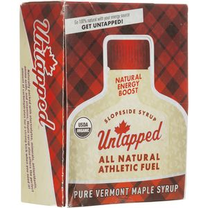 UnTapped Maple Syrup Athletic Fuel