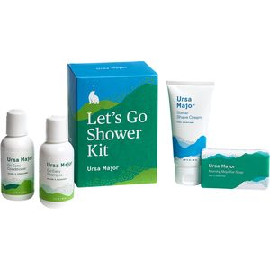 Ursa Major Let's Go Shower Kits