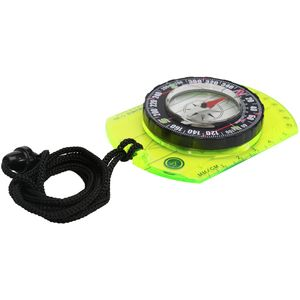 Ultimate Survival Technologies Hi Vis Waypoint Map Compass