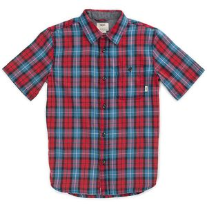 Vans Sherborn Shirt - Short-Sleeve - Boys'