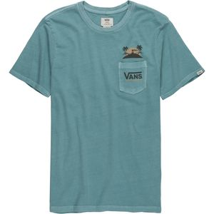 Vans Troubled Pocket T-Shirt - Men's