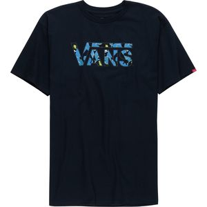 Vans Classic Logo Fill T-Shirt - Short-Sleeve - Men's