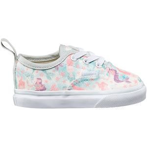 Vans Authentic Elastic Lace Shoe - Toddler Girls'