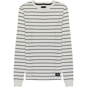 Vans Milton Stripe Long-Sleeve Shirt - Boys'