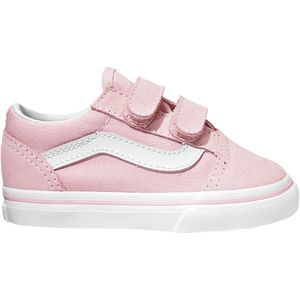 Vans Old Skool V Skate Shoe - Toddler Girls'