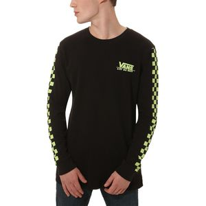Vans BMX Waffle Checker Long-Sleeve T-Shirt - Men's