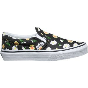 Vans Classic Slip-On Skate Shoe - Girls'
