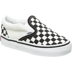 Vans Classic Slip-On Skate Shoe - Toddler and Infant Boys'