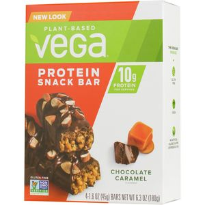 Vega Nutrition Protein Snack Bar - Box of 4