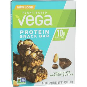 Vega Protein Snack Bar - Box of 4