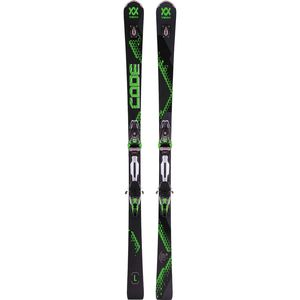 Volkl Code L Ski with rMotion2 12 GW Binding