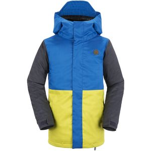 Volcom Woodland Insulated Jacket - Boys'