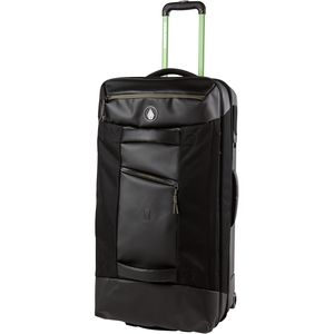 Volcom Globetrotter Rolling Gear Bag - 5952cu in