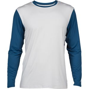 Volcom Stripe Heather Long-Sleeve Rashguard - Men's