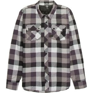 Volcom Simons Insulated Flannel Jacket - Men's