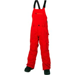 Volcom Sutton Insulated Overall Pant - Boys'