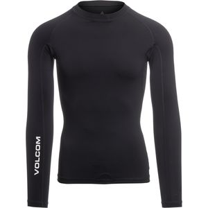 Volcom Lido Solid Rashguard - Long-Sleeve - Men's