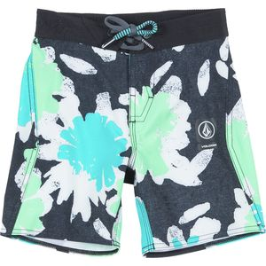 Volcom Bloom Half Stoney Board Short - Little Boys'