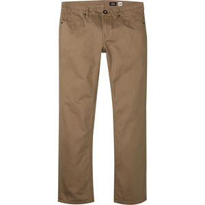 Volcom Vorta 5 Pocket Slub Pant - Men's
