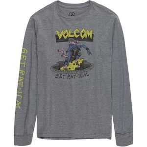 Volcom Ratical Long-Sleeve T-Shirt - Boys'