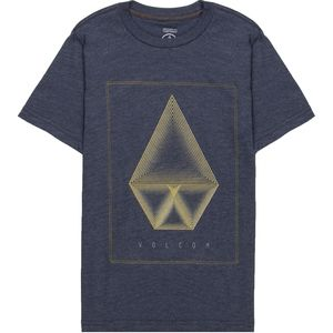 Volcom Concentric Short-Sleeve T-Shirt - Boys'