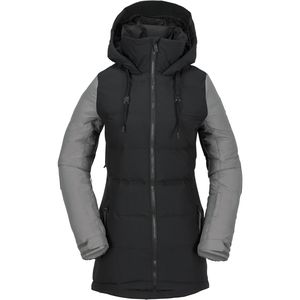 Volcom Elias Puff Hooded Down Jacket - Women's
