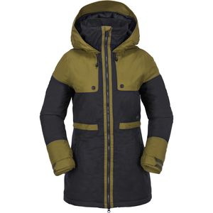 Volcom Comox Hooded Insulated Jacket - Women's