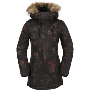 Volcom Mission Insulated Hooded Jacket - Women's