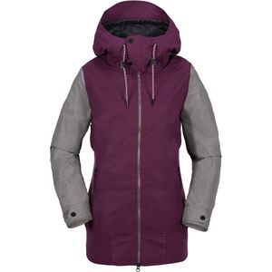 Volcom Stave Hooded Jacket - Women's