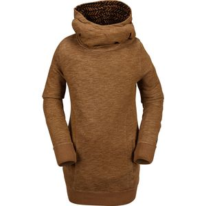 Volcom Tower Hooded Fleece Pullover - Women's