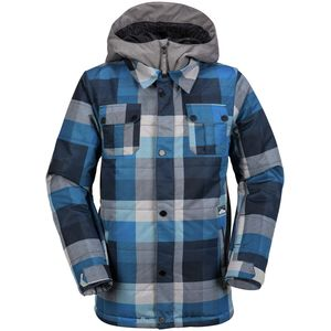 Volcom Neolithic Hooded Insulated Jacket - Boys'