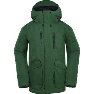 Volcom Pat Moore Insulated 3-In-1 Hooded Jacket - Men's