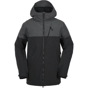 Volcom Ghost Stripe Insulated Hooded Jacket - Men's