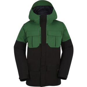 Volcom Alternate Insulated Hooded Jacket - Men's