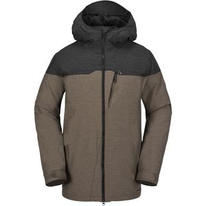 Volcom Prospect Insulated Hooded Jacket - Men's