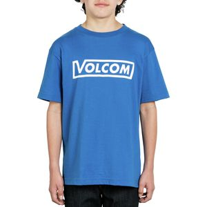 Volcom Vol Corp Short-Sleeve T-Shirt - Boys'