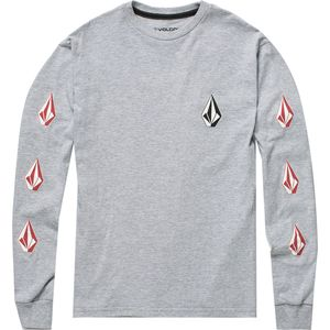 Volcom Deadly Stones Long-Sleeve T-Shirt - Boys'