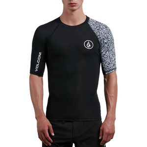 Volcom Lido Block Short-Sleeve Rashguard - Men's