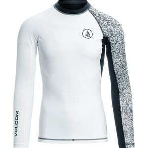 Volcom Lido Block Long-Sleeve Rashguard - Men's