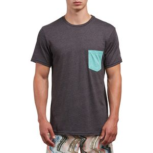 Volcom Heather Short-Sleeve Pocket T-Shirt - Men's