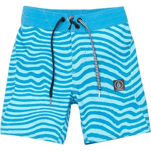 Volcom Mag Vibes Elastic Board Short - Toddler Boys'