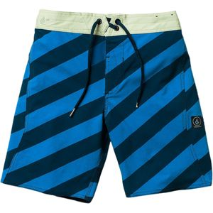Volcom Stripey Elastic Board Short - Boys'