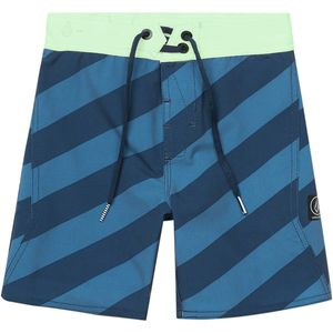 Volcom Stripey Elastic Board Short - Toddler Boys'