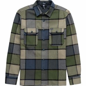Volcom Randower Flannel Shirt - Men's