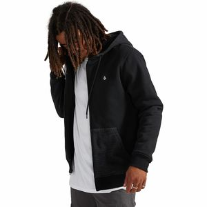 Volcom Single Stone Lined Full-Zip Hoodie - Men's